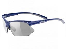 Brýle Uvex SPORTSTYLE 802 VARIO, BLUE GREY/SMOKE