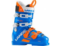 Lyžařské boty Lange RS 120 power blue model 2017/18