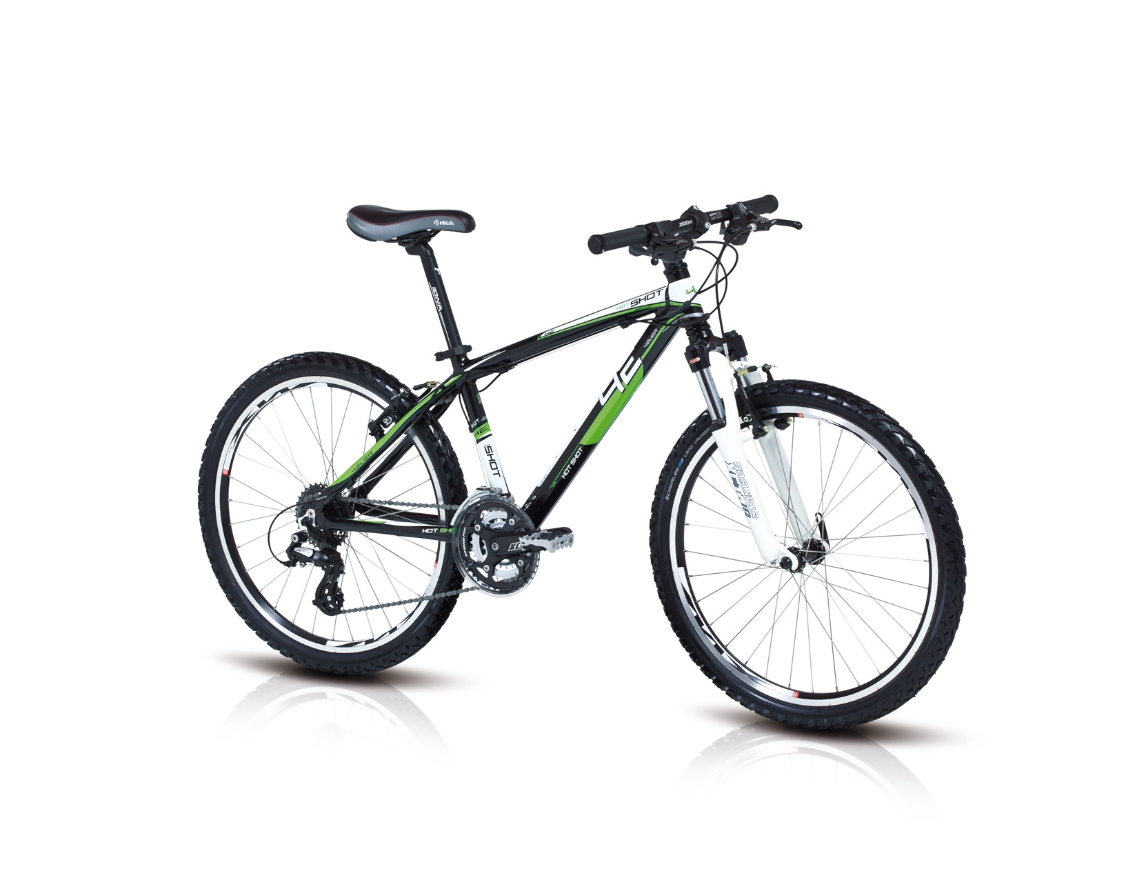 "Kolo 4Ever HOT SHOT 24"" Black Green model 2013"