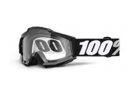 Brýle 100% Accuri Tornado - čirá skla