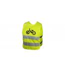 Dětská reflexní vesta KELLYS STARLIGHT bike