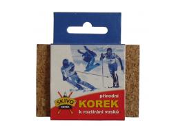 Korek Skivo Acra na roztírání vosků