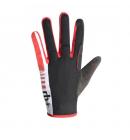 Rukavice RH+ ORION Glove Black White Red