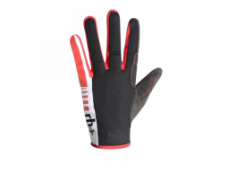 Rukavice RH+ ORION Glove Black White Red