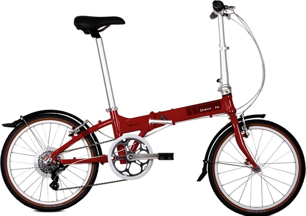 Kolo Dahon VITESSE D7 Red model 2012