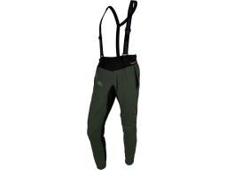Kalhoty Silvini PRO FORMA MP320 softshell cyklistické pánské Grey