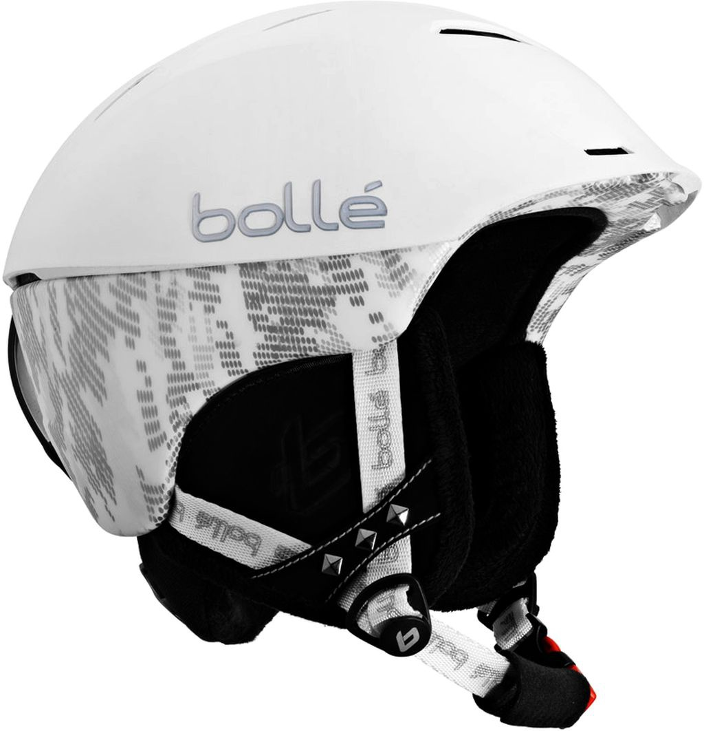 Helma Bollé SYNERGY Soft White model 2012/13