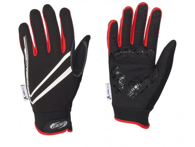 Rukavice BBB BWG-16 COLDZONE Black Red
