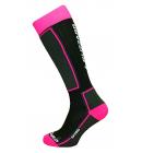 Ponožky Blizzard SKIING Ski Socks JUNIOR Black Pink