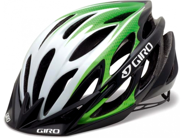 Helma Giro ATHLON Bright Green Black model 2012
