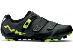 Tretry Northwave Scream 2 Srs Black/Grey/Yellow Fluo model 2018