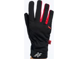 Rukavice Silvini ORTLES WA1540 Black-Red dámské