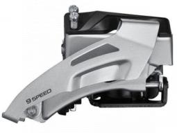 Přesmykač Shimano ALTUS FD-M2020 pro 2x9 obj. 34,9/31,8 + 28,6 Top-swing dual pull pro 36z 14z kapac