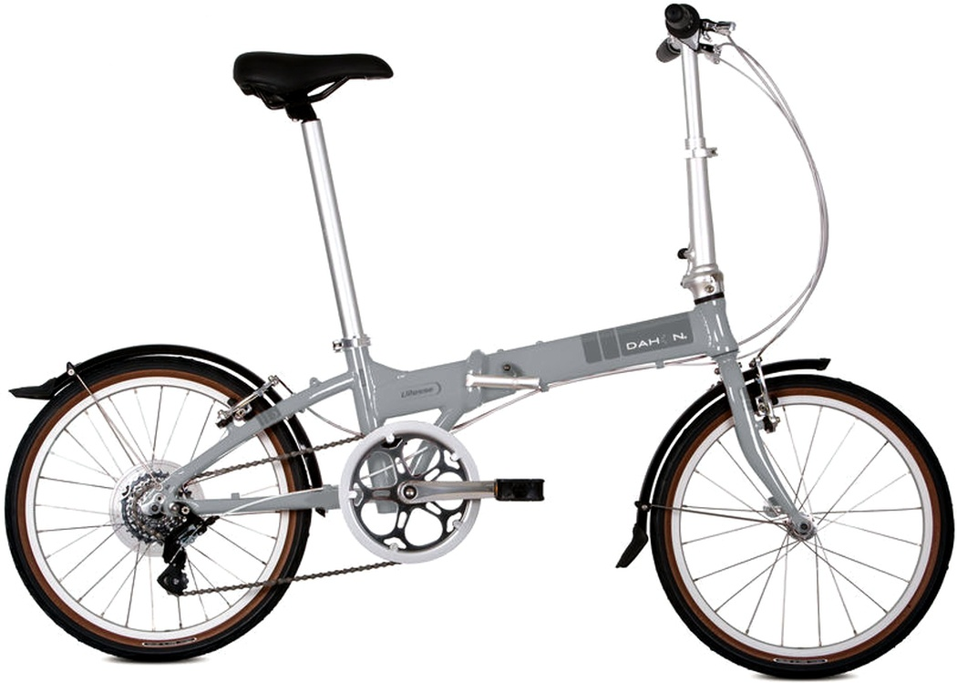 Kolo Dahon VITESSE D7 Grey model 2012