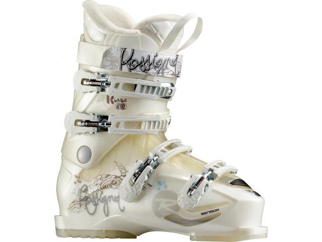 Lyžařské boty Rossignol KIARA SENSOR 60 Ivory model 2011/12