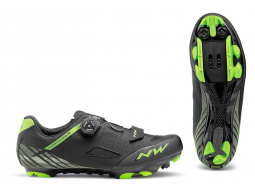 Tretry Northwave Origin Plus Black/Green, model 2019