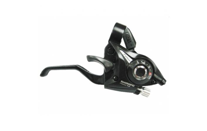 Řadící brzdové páky Shimano STEF51/8-2prsté černé