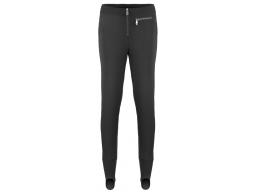 Lyžařské kalhoty Poivre Blanc Softshell Pants Black, 18/19