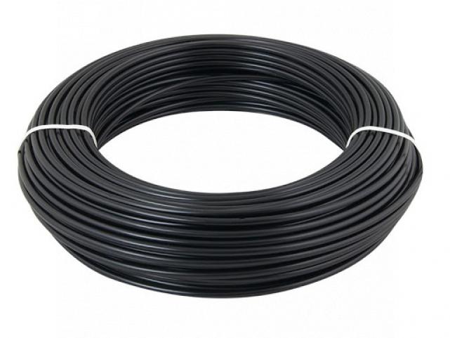 Bowden brzdový SACCON černý (cena za 10 cm)