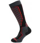 Lyžařské ponožky Blizzard Profi Ski black/anthracite/red