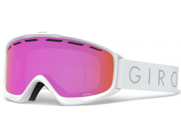 Lyžařské brýle GIRO Index White Core/Light Amber Pink