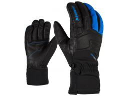 Rukavice Ziener Glyxus AS pánské černá/modrá