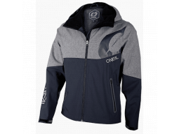 Bunda O´Neal CYCLONE Soft Shell modrá/šedá