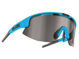 Brýle Bliz Active Matrix Shiny Blue M10