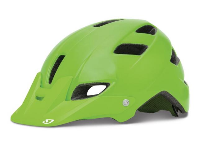 Helma Giro FEATURE Bright Green