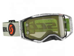 Brýle Scott Prospect Special Editionkaki green yel chro wks