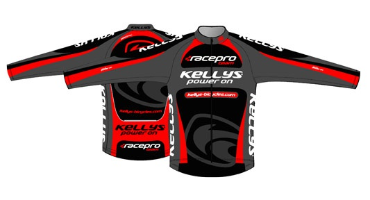 Bunda Kellys PRO TEAM ISOWIND model 2009