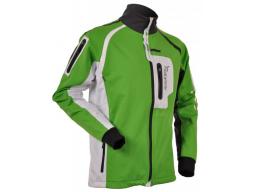 Bunda softshell Silvini ANTEO MJ421 Green pánská velikost