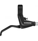 Brzd. páka Shimano ALIVIO BL-T4000 pro V-brzdu levá 2 prstá černá