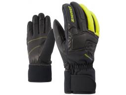 Rukavice Ziener GLYXUS AS® Black/Yellow