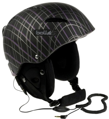 Helma Bollé B-STYLE Soft Black Plaid model 2010/11