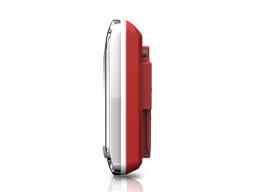 Cyklocomputer ECHOWELL BL9W bezdrátový, bílo-červená