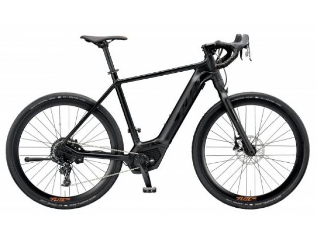 Elektrokolo KTM MACINA FLITE CX5 11 Black matt (black glossy), 2019