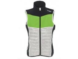 Vesta Vist OLIMPIA INSULATED softshell unisex Silver/Green/Black, model 16/17