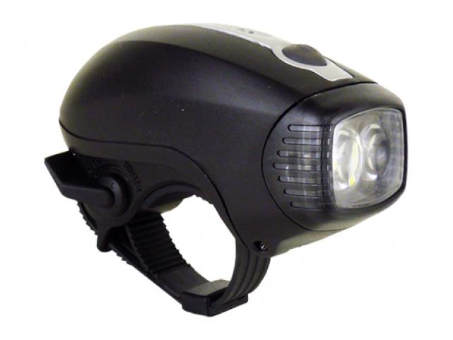 Světlo MOON M-2 2LED černá