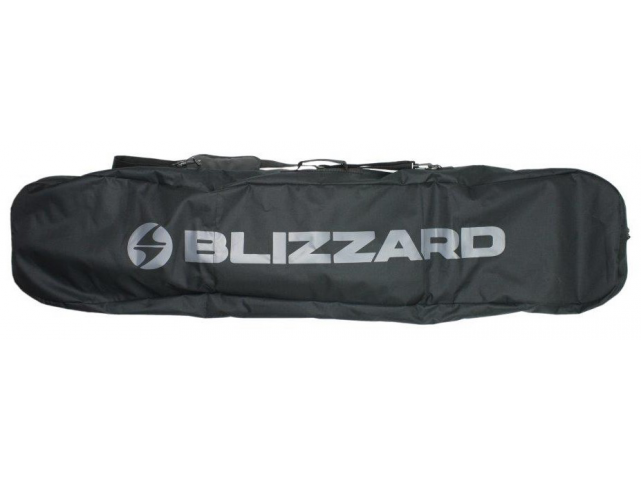 Vak Blizzard Snowboard bag, black/silver, 165 cm