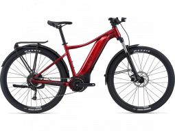Elektrokolo Temot E+ EX Metallic Red, 2021