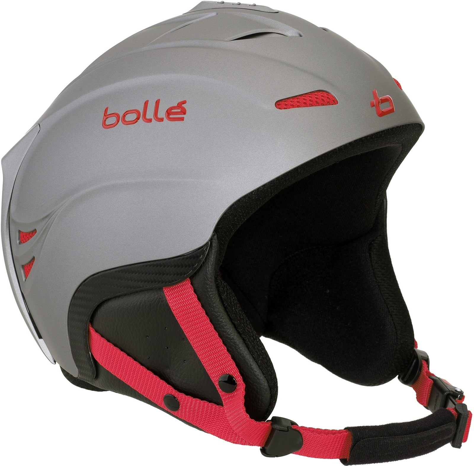 Helma Bollé POWDER Dark Grey Red model 2011/12