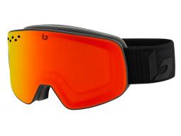 Lyžařské brýle Bollé NEVADA Matte Black Corp Sunrise