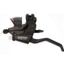 Řad/brzd. páka Shimano ALTUS ST-M310 MTB/trek pro V-brzdy levá 3 rychl 2 prstá černá