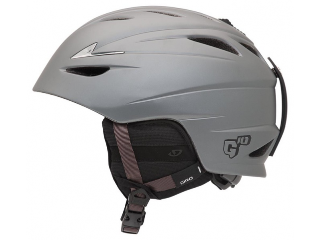 Helma Giro G10 Matte Pewter model 2013/14