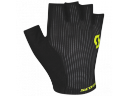 Rukavice Scott Essential Gel SF black/sulphur yellow