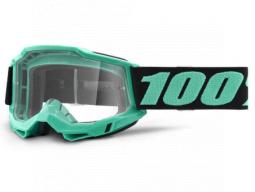 Brýle 100% ACCURI 2 Goggle Tokyo - Clear Lens