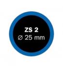 Záplata FERDUS ZS2 pr.25mm