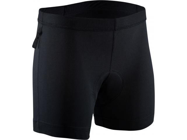 Kalhoty Silvini INNER samostatné vnitřní WP373V Black