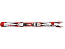 Lyže Elan RACE PRO RED + EL 4.5 model 2009/10